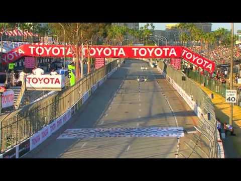 2013 Long Beach Race Recap Video
