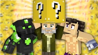 LUCKY ISLANDS: SUERTE DE 3!! con Vegetta y sTaXx | Minecraft