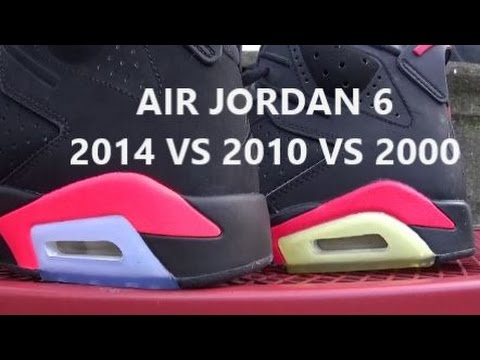 Air Jordan Chicago 1 Retro 2012 VS 2015 Comparison With @DjDelz