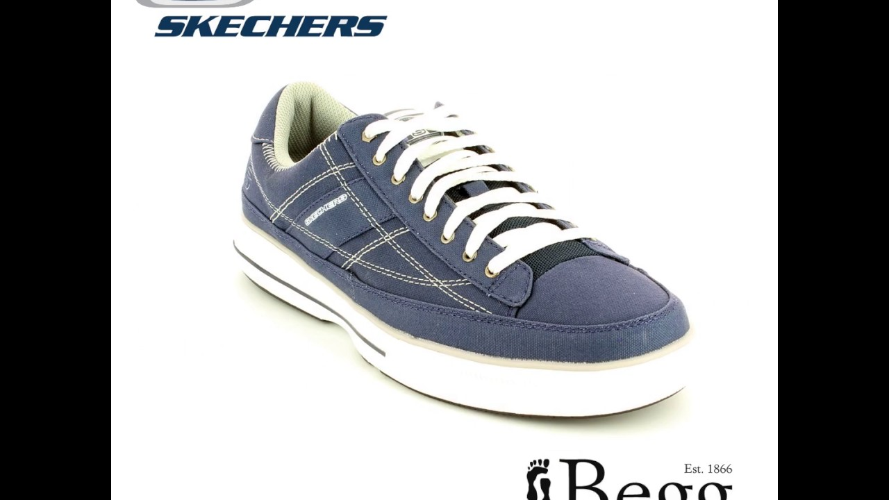 Skechers Arcade Chat Mf 51014 NVY Navy casual shoes