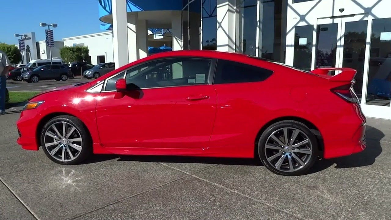 Used Honda Civic Si >> Used Honda Civic Si Upcoming Car Release 2020