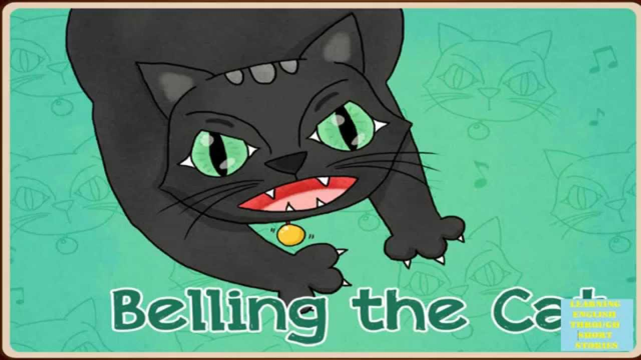 Learn english through story subtitles belling the cat youtube