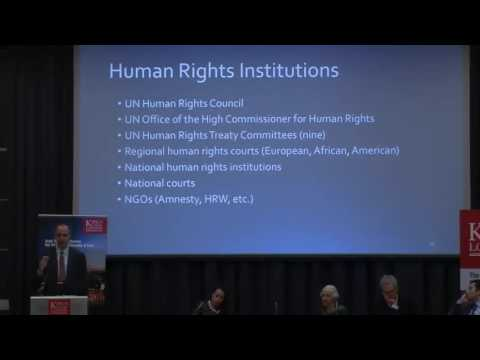 Law and Justice Forum: The Twilight of Human Rights Law?