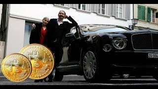 Man who became a Bitcoin millionaire