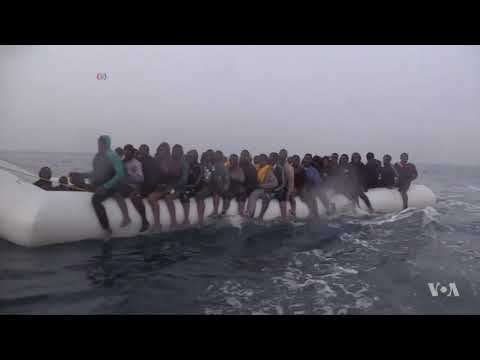 Migrants Sue Italy Over Collaboration with Libyan Coast Guard