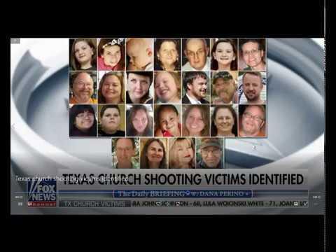 TX Church Shooting: The Marshalls|The Gun Grab|The Horror