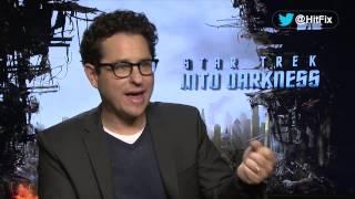 Star Trek Into Darkness - JJ Abrams Interview