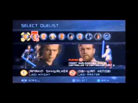 Star Wars Episode 3 Revenge of the Sith PS2 Gameplay Part 11