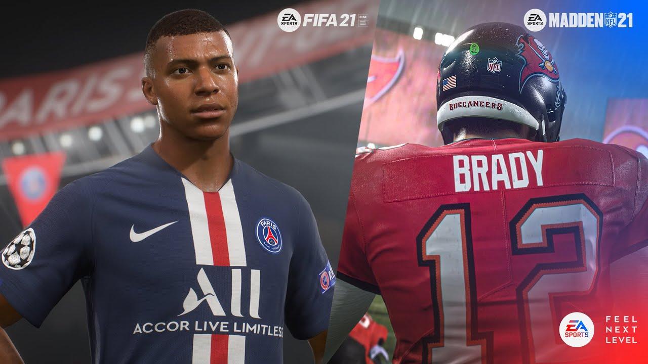 感受次世代的 PS5《FIFA 21》及《Madden 21》