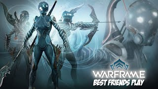 Best Friends Play Warframe