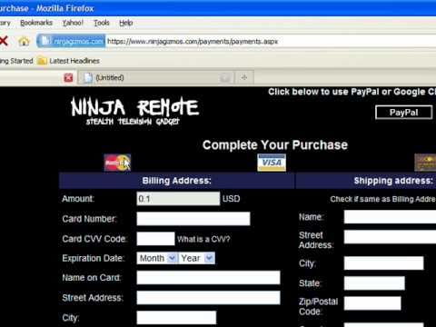 working hack online stores by tamper data easily ..latest its 100% working :-D