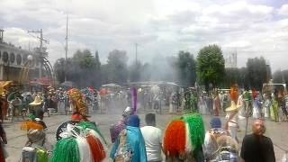 Carnaval 5 de mayo san Juan tuxco