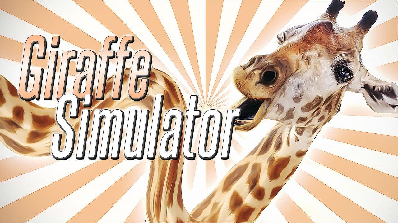 Giraffe Simulator – TALL GOAT!