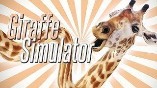Repeat youtube video Giraffe Simulator - TALL GOAT!