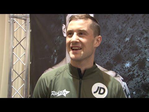 Interview With WBA & WBO World Super-Lightweight Champion Ricky Burns