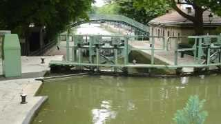 Le canal St Martin