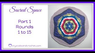 Sacred Space part 1 rounds 1 to 15