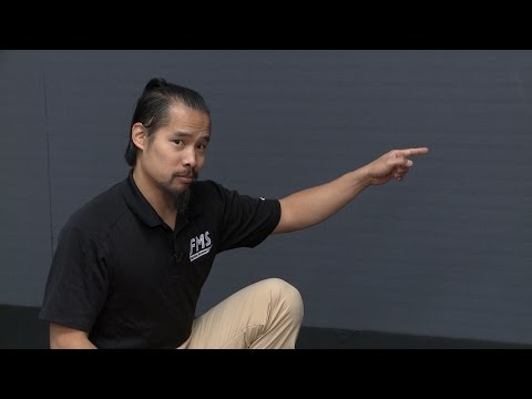 Mark Cheng Sample Tactile Cue in Sphinx Position