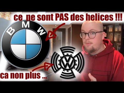 Les SECRETS Des LOGOS Des Marques Auto Allemandes !