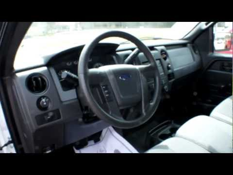 2012 FORD F-150 XL REGULAR CAB Review * Charleston Truck Videos * For Sale @ Ravenel For