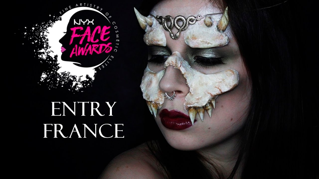 Dralsa Entry Nyx Face Awards France With Subs Sfx Makeup