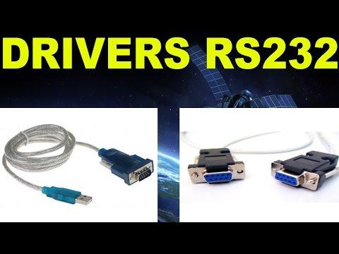 Novos Drivers do Conversor Usb Serial RS232 HL-340 ( ch341 ) 64 e 32 Bits