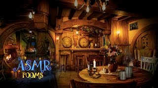 Lord of the Rings ASMR - the Green Dragon Inn - Ambient sound white noise
