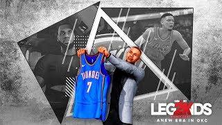 NBA 2K20 MyCAREER - 2KLegends #1 | A New Era In OKC! | Belo & Obi SUPERSTAR DUO!!! 🔥🔥