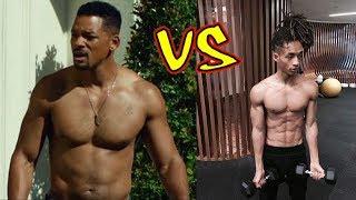 Will Smith vs Jaden Smith Transformation 2018 (Father vs Son)