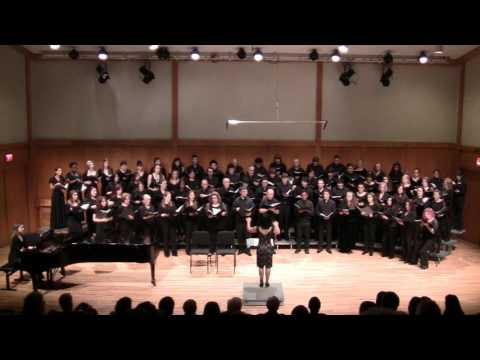Simple Gifts - Aaron Copland, arr. David L. Brunner - Stony Brook Chorale