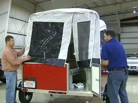 Tear Down Of The Quicksilver 2 0 Camper Doovi