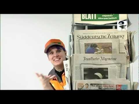 Die Zukunft liest Zeitung! - YOU FM Commercial mit Coldmirror