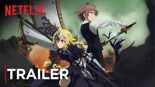 Fate/Apocrypha   Trailer [HD]   Netflix