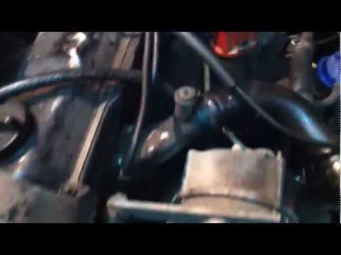 Audi 80 катушка и коммутатор от ВАЗ 2108