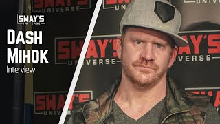 'Ray Donovan' Star Dash Mihok Freestyles Off The Top and Debuts New Music