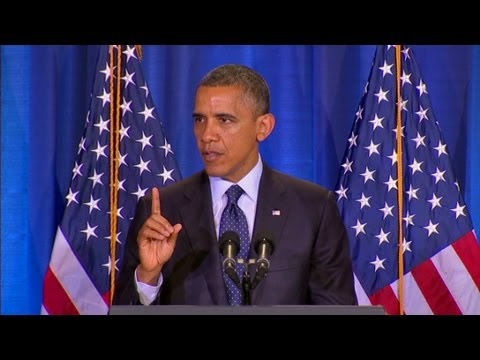 Obama warns Syria on chemical weapon use