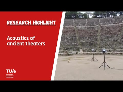 Acoustics ancient theaters not as mythical as often claimed