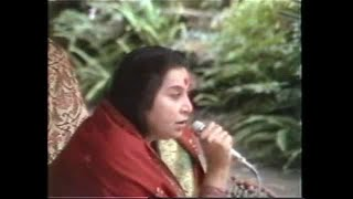 1981-0407 Sahaja Marriage and Gruha Lakshmi Puja Talk, Sydney, Australia, CC DP
