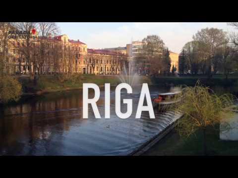 RIGA - CAPITAL DA LETÔNIA - POR GERMANO ROMERO