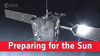 Solar Orbiter: preparing for the Sun