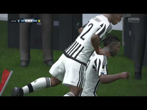 FIFA 16 Paul Pogba Header Goal