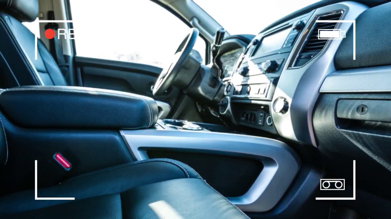 Nissan Titan Leather Seat Covers Velcromag