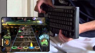 Guitar Hero III - PC Keyboard (noob) - part.3