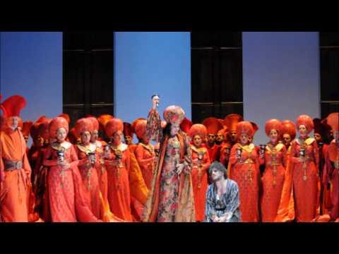 Saint Saens - Samson et Dalila Act 3 L' Aube Qui Blanchit Deja Les Coteaux