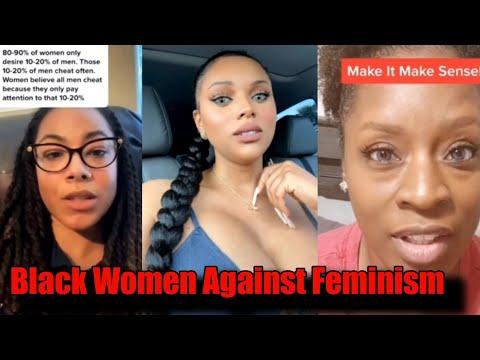 Top 5 Beautiful Black Women Destroying Feminism.