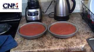 Gluten Free Red Velvet Cake With Red Beets - How To Prepare - By Salma's Kitchen