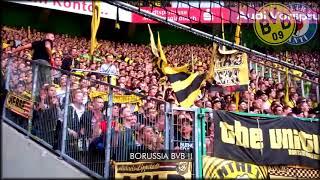 Ultras Borussia Dortmund : Und wenn du, das Spiel gewinnst !