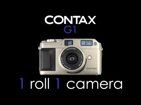 1 roll 1 camera: Contax G1 + Fujifilm Neopan 400