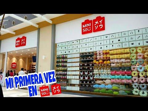 auténtico tienda lindo baratas RECORRIDO EN MINISO Y CON PRECIOS   QUÉ PUEDES ENCONTRAR ?   PATIO SANTA FE    ANNYRICH3.