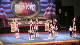 2009 cheer power northeast nationals wildcats bce
